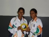 Die Schwestern Deepashree und Apeksha Devaraju