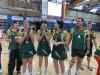 Goldmedallien-Gewinner Team Südafrika