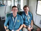 Südafrika: van Tonder twins