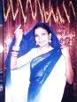 Rasheda Akhter in Tracht