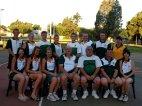 SA Delegation im Ringtennis-Klub Alberton