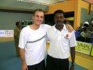 WM2006: Freundschaftliches Verhältnis zwischen Spielern und Betreuern