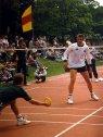 1992: Hartwig Kühne chancenlos gegen Pieter de Bruin