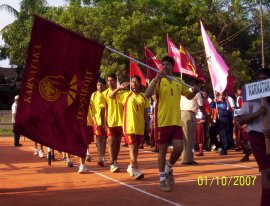 Indien: Einmarsch Karnataka 2007