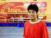 Wieder im Team: Balaji