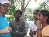 2004: Erster Kontakt mit indischen Spieler