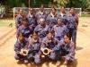 Trainigs Camp: Frauen im Trainingsanzug