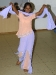 Tanzeinlage mit Sari