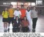 Gruppe argentinischer Ringtennisspieler