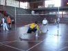 Spielszene vom Turnier in Ushuaia (Argentinien)