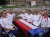 Das polnische Team