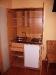 Küchenschrank mit Kühlschrank