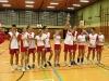 Polnisches Team freut sich über Challenge-Cup-Sieg 2008 in Hamburg