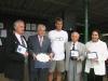 Polnische Delegation wird in Recklinghausen 2006 begrüßt