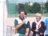 Begrüßungsworte vom Südafrikanischen Mannschaftsführer Abrie Pienaar