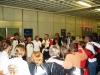WM 2006: Empfang am Flughafen in Frankfurt