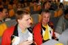 WM 2006: Im Flugzeug