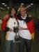 WM2006: Doppelmeister mit Pokal